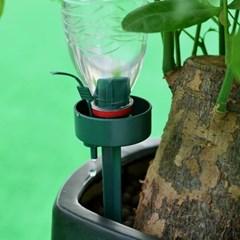 워터드롭 화분 식물 급수기 식물 페트병 화분물주기