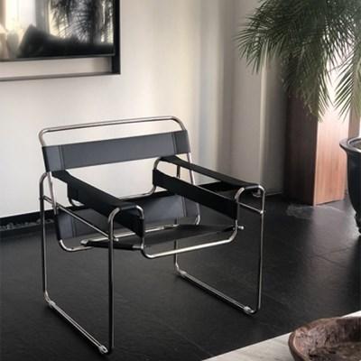 [아이니샵] 중세분위기 모던 마르셀브로이어 의자_(331735)