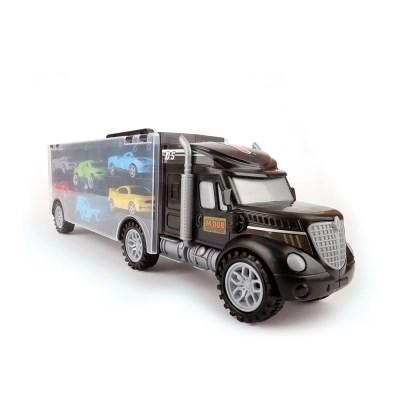 레츠토이 꼬마 트럭 캐리어 미니카세트 자동차장난감