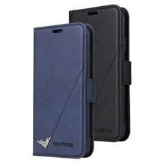 아이폰6플러스 포인트라인 카드수납 가죽 케이스 P587_(3816514)