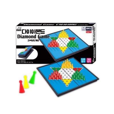다이아몬드 자석 보드게임-두뇌게임 프린스