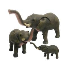 소프트 동물 애니멀랜드 코끼리(대형)-초식동물 코끼리