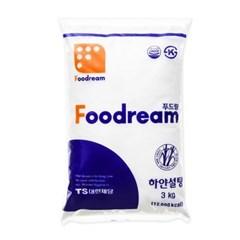 대한제당 푸드림 하얀설탕 3kg_(1121232)