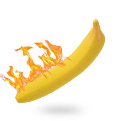 [더바붐샵] 바나나 히팅 바이브