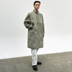M-51 FISHTAIL PARKA_KHAKI GRAY