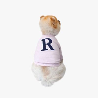 'R' 맨투맨 퍼플 ('R' MTM PURPLE)