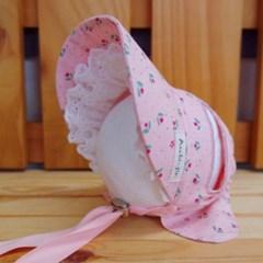 튤립 샤방캡 강아지 고양이 썬캡 모자 아소비진