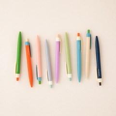포인트 펜 0.5 mm 9color (블랙)