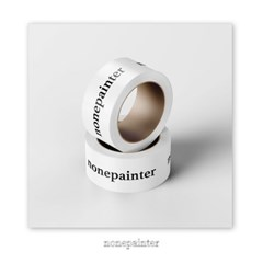 nonepainter brand logo tape (no.1)