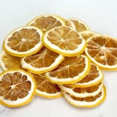 자연지인 원형컷 간편한 레몬칩 40g, 1팩