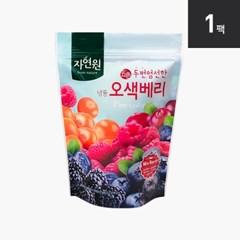 [자연원] 두번엄선한 냉동 오색베리 500g