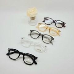 뿔테 기본 사각 도수없는 가벼운 데일리 패션 안경