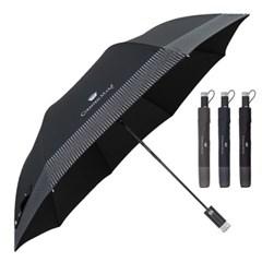 송월 카운테스마라 2단우산 도트보더 우산 1매