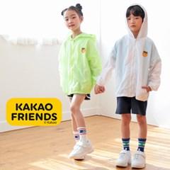 카카오프렌즈 아동공용 바람막이 점퍼 2종 택1 KKF-0918