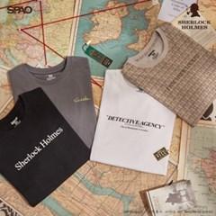 (셜록) 반팔 티셔츠 SPRLA24C01