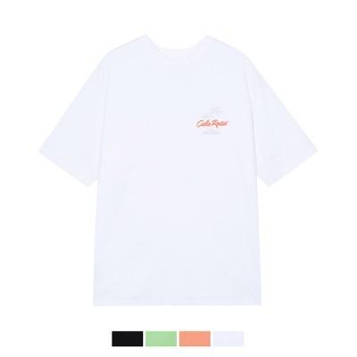 네온 트로피칼 반팔 티셔츠 SPRPA26G35
