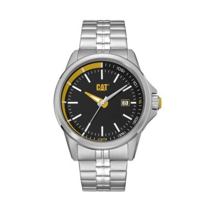 캐터필라 CAT 10ATM 방수 남성 손목시계 PY.141.127