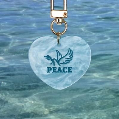 민트부적 - 평안의 바다 키링