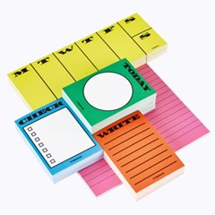 ALL READY MEMO PAD SET