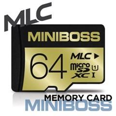 미니보스 MicroSDXC UHS-I Class10 MLC 64GB