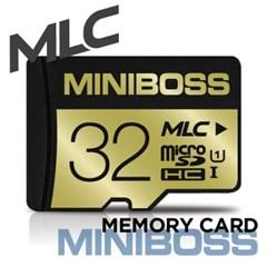 미니보스 MicroSDHC UHS-I Class10 MLC 32GB