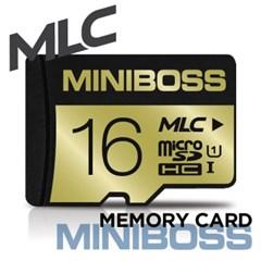 미니보스 MicroSDHC UHS-I Class10 MLC 16GB