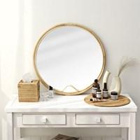 라탄 원형 거울 No2 60cm대형_(1295882)