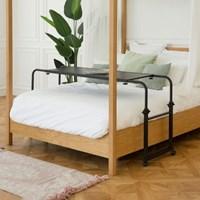가구느낌 베디테이블 침대 간이 이동식 배드_(2070275)