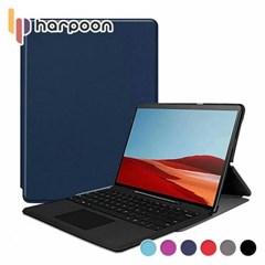 하푼 서피스 프로7플러스 소프트 레더 태블릿 케이스
