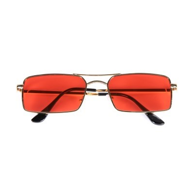 Dorff Gold / Red Tint Lens