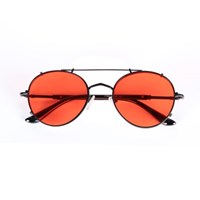 Esper Clip On Black / Red Tint Lens