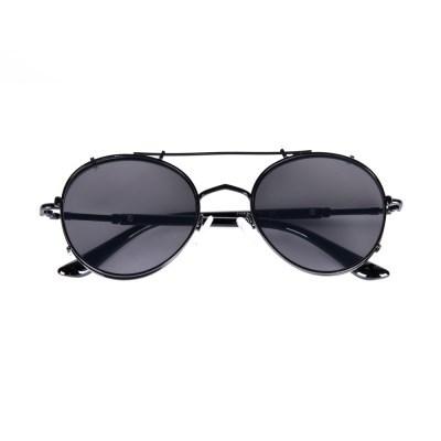 Esper Clip On  Black / Black UV Lens