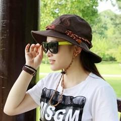 베이직 심플 벙거지모자/등산 레저용 여름모자 정글모