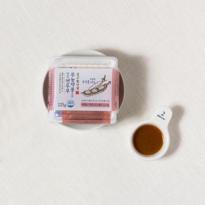 김구원선생두부 무농약콩으로 만든 연두부 125g 간장요구르트 소스