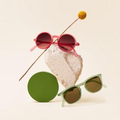 이지피지 아이코닉 #D 선글라스 (컨셉칼라)