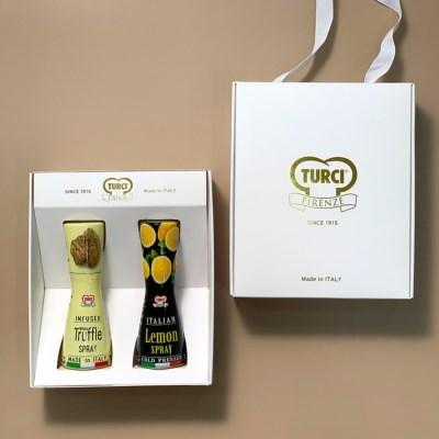 [투르치]오일 스프레이 향신료 2종 선물세트