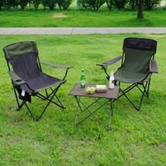 지오프리 하이랜드 암레스트 캠핑 의자 GF319001 낚시 캠핑