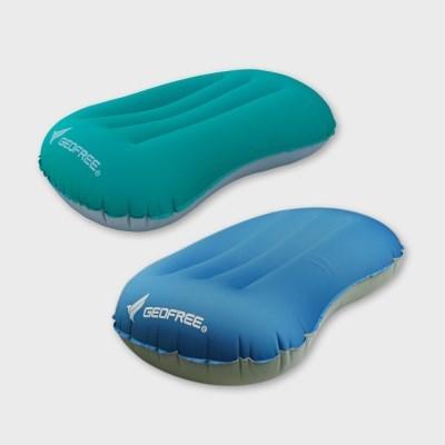 지오프리 TPU 캠핑 에어 베개 경량 쿠션 (색상선택)