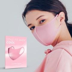 스타일핏 쿨 마스크 - 핑크