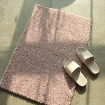 에어로실버 건식 욕실 대형 항균발매트 60X90 /6color_(1390101)