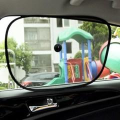 2P 솔라 차량용커튼/주유소 카센터 햇빛가리개