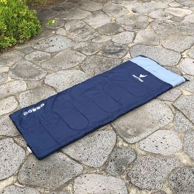 지오프리 경량 침낭 10 (블루) GF419001BL 백패킹 차박 캠핑