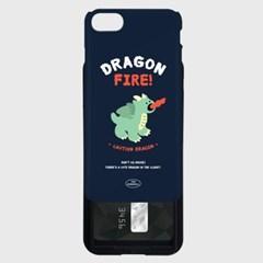 green baby dragon [카드슬라이드 폰케이스]_(1027166)