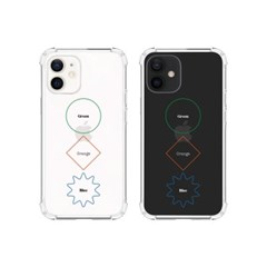 [범퍼케이스] Itten Shape - 아이폰