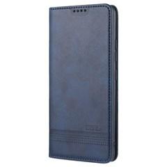 아이폰6 도트 라인 레더 커버 가죽 케이스 P591_(3840060)
