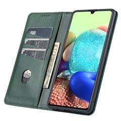 아이폰6S 도트 라인 레더 커버 가죽 케이스 P591_(3840061)