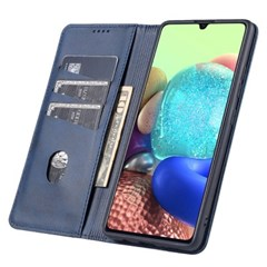 아이폰8플러스 도트 라인 레더 커버 가죽 케이스 P591_(3840064)