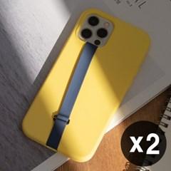 1+1 3세대 신지루프 클립 핸드폰 핑거 스트랩