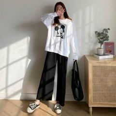 겟잇미 라코 여성 밴딩 기본 트레이닝 팬츠