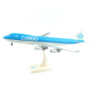 1/200 B747-400ERF KLM 네덜란드항공 화물기 모형비행기